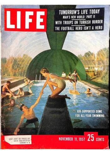 Life Magazine, November 11 1957