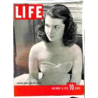 Cover Print of Life Magazine, November 14 1938