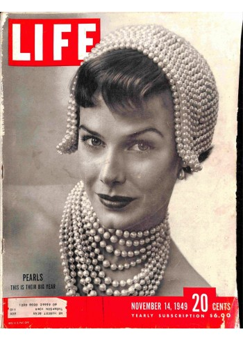Cover Print of Life, November 14 1949