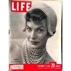 Cover Print of Life Magazine, November 14 1949