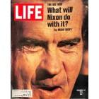 Cover Print of Life Magazine, November 17 1972
