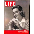 Cover Print of Life, November 24 1941