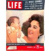 Cover Print of Life Magazine, November 4 1957