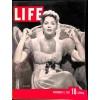 Life Magazine, November 8 1937