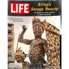 Cover Print of Life Magazine, October 13 1961