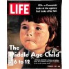 Cover Print of Life Magazine, October 20 1972