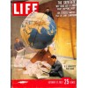 Cover Print of Life Magazine, October 21 1957