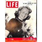 Cover Print of Life Magazine, October 24 1949