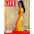 Cover Print of Life Magazine, October 24 1960