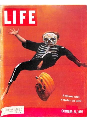 Life Magazine, October 31 1960