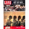 Cover Print of Life Magazine, October 7 1957