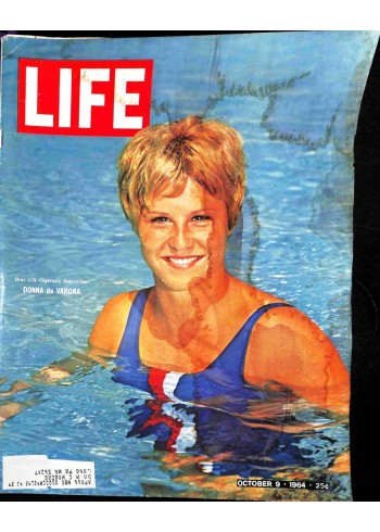 Cover Print of Life Magazine, October 9 1964