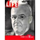 Cover Print of Life, September 13 1937