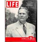 Cover Print of Life, September 13 1948