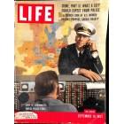 Cover Print of Life Magazine, September 16 1957