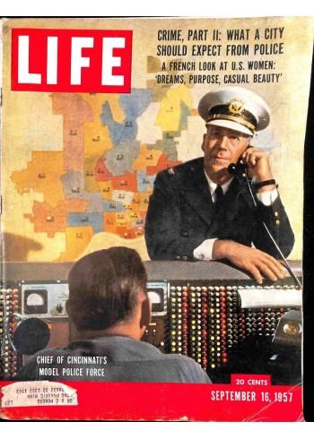 Life Magazine, September 16 1957