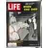 Cover Print of Life Magazine, September 29 1961