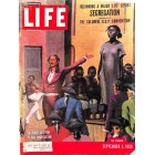 Cover Print of Life Magazine, September 3 1956