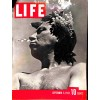 Cover Print of Life, September 6 1937