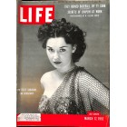 Cover Print of Life, March 17 1952