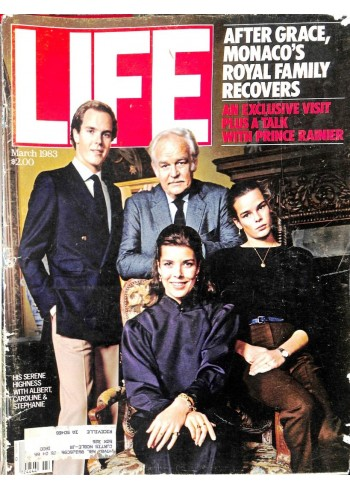 Cover Print of Life, March 1983