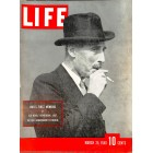 Cover Print of Life, March 25 1940
