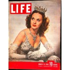 Cover Print of Life, March 25 1946