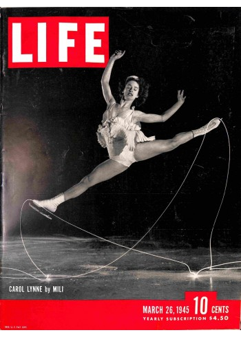 Cover Print of Life, March 26 1945