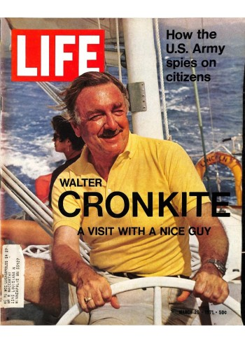 Cover Print of Life, March 26 1971