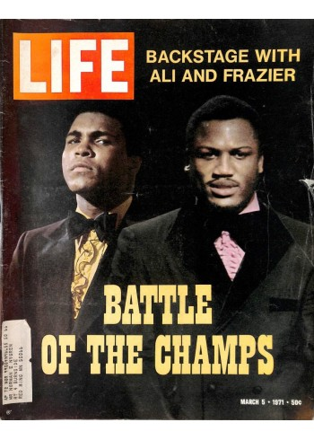 Cover Print of Life, March 5 1971
