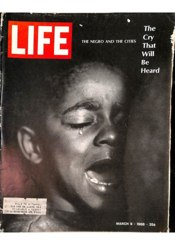 Cover Print of Life, March 8 1968