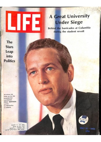 Cover Print of Life, May 10 1968
