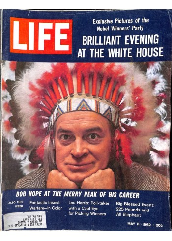 Cover Print of Life, May 11 1962