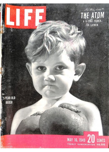 Cover Print of Life, May 16 1949