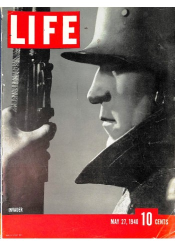 Cover Print of Life, May 27 1940