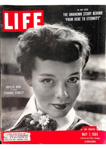 Cover Print of Life, May 7 1961