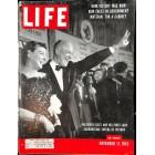 Cover Print of Life, November 17 1952