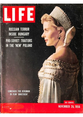 Cover Print of Life, November 26 1956