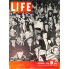 Cover Print of Life, November 4 1940