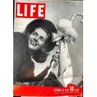 Cover Print of Life, October 14 1940