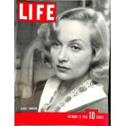 Cover Print of Life, October 17 1938