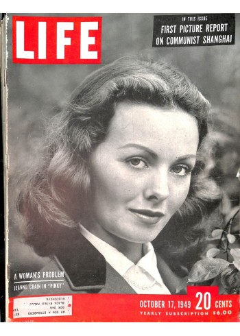 Cover Print of Life, October 17 1949