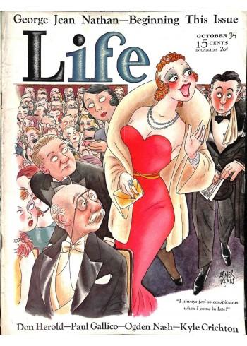 Life, October 1934