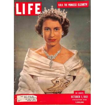 Life, October 1 1951