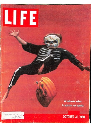 Cover Print of Life, October 31 1960
