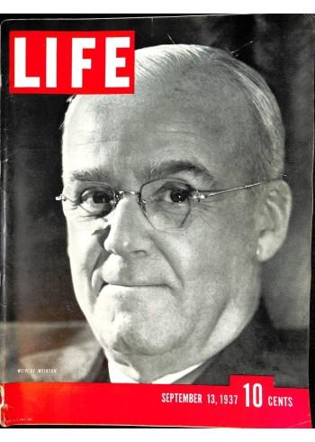 Life, September 13 1937