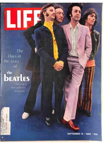 Cover Print of Life, September 13 1968
