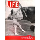 Cover Print of Life, September 16 1940