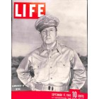 Cover Print of Life, September 17 1945