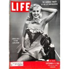 Cover Print of Life, September 17 1951